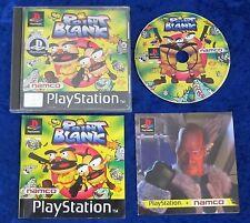 Point Blank, PS1, PlayStation 1 Spiel, OVP und Anleitung