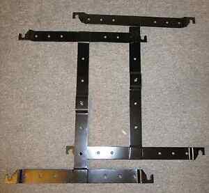 2 Stück Wandkreuz Aufhängekreuz für Spielautomat
