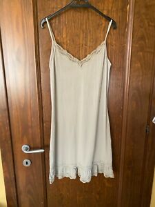 Intimissimi beige Nightdress sleepwear nightgown size M