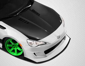 13-18 Scion FRS GT Concept DriTech Carbon Fiber Body Kit- Hood!!! 113136