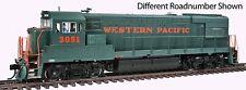 Spur H0 -  Diesellok U30B Western Pacific --- 48656 NEU