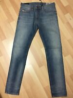 Men Diesel TEPPHAR LYOCELL Stretch Denim 084UK BLUE Slim W32 L32 H6 RRP£150