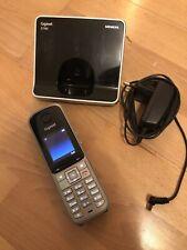 Siemens Gigaset S79h isdn Schnurloses Telefon Combo
