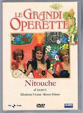 LE GRANDI OPERETTE NITOUCHE E. VIVIANI R. PALMER DVD RAI TRADE FABBRI ED.