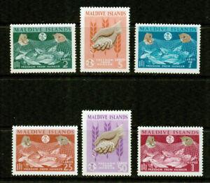 MALDIVES   -1963-  FAO -VF**