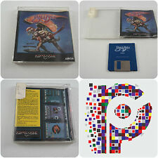 Ballistix A Psygnosis Game for the Commodore Amiga Computer tested & working