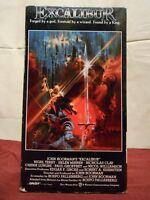 Excalibur (VHS) 1981/88 WarnerBros.