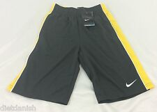 Nike Boy's Kids Youth Basketball Athletic Gym Shorts Green Neon 724420 Size L