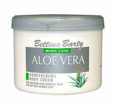 Bettina Barty Aloe Vera Body Cream 500ml  Wellness Neu !!