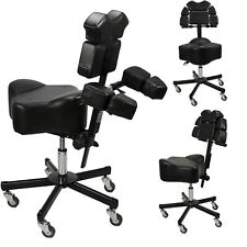 Tattoo Armrest Adjustable Ergonomic Stool Chest Rest InkBed Studio Equipment