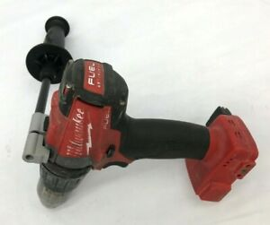 """Milwaukee 2704-20 M18 Fuel18-Volt LithiumIon Brushless 1/2"""" Hammer Drill L88 G M"""