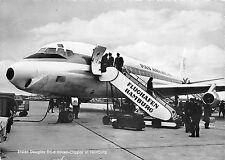 BG32577 hamburg douglas dc 8 dusen  germany airport  plane airplane aviation