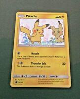 Pikachu SM162 - Pokemon Black Star Promo - Holo Rare Card
