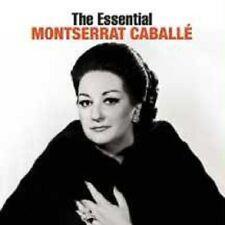 "MONTSERRAT CABALLE ""THE ESSENTIAL (BEST OF)"" 2 CD NEU"