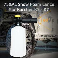 Karcher K2-K7 schaumlanze für druckreiniger 750ml Flasche Seifen Pistole