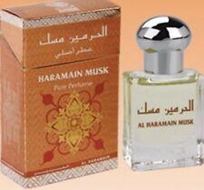 Haramain MUSCHIO 15 ML DA al Haramain OLIO / Attar / ittar MUSCHIO BIANCO E SANDALWOOD