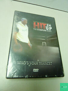 Roger Mayweather's Hit em Up The Complete Series 8 Disc Training Set - New DVD