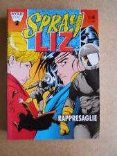 SPRAY LIZ Luca Enoch  n°4 edizioni Star Pocket  [G412A]