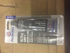 Permatex Ultra Grey Rigid High-Torque RTV Silicone Gasket Maker 89145 (NEW)