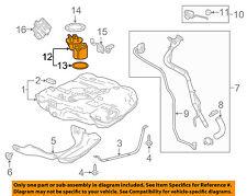 Chevrolet GM OEM 16-17 Malibu-Fuel Pump 23406971