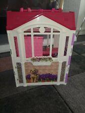 'Fold Out' Barbie House.