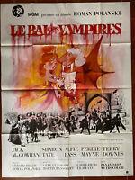 Plakat Le Bal Des Vampires Roman Polanski Sharon Tate 120x160cm