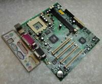 Genuine Camaro 411701500005-R Socket 7 Motherboard with Backplate