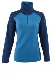 Columbia Women's 1/2 Zip Arctic Air Printed Fleece size xs