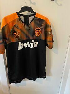 Valencia 2019/20 Away Football Shirt Official - XL / Extra Large