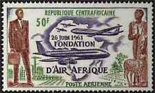 Timbre Aviation Centrafrique PA5 ** lot 21905