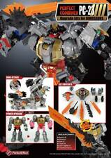PERFECT EFFECT PC-23 UPGRADE KITS for POWER OF THE PRIMES DINOBOTS NUOVO NEW