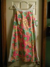 "New Lilly Pulitzer Darsy Dress ""Ice Cream Social"" Women's Size 10"