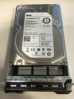 DELL Seagate ST2000NM0001 2TB SAS 7.2K 6Gb/s 3.5'' HDD Original  w/ Caddy tray