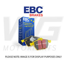 EBC YellowStuff Rear Pads for RENAULT Megane Coupe (Mk3) 1.6 2009-2016 DP4680R