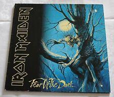 IRON MAIDEN- fair of the dark - 2 Vinyl, 1992, Gat.