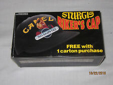 RARE CAMEL CIGARETTES STRUGIS 1992 SNAPBACK HAT NOS =THESE CAN NOT BE FOUND=