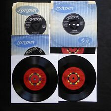 """THE EVERLY BROTHERS Collection LONDON WARNER DREAM/WALK/E.P. 6 x 7"""" 45 VINYL"""