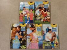 Lot 5 Close to Home Harlequin & Sillhouette Romance Paperback Books