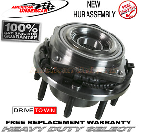 HD 515081 Wheel Bearing and Hub Assembly for 05-10 FORD F250 F350 4x4 SRW