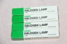 4 EHZ HALOGEN LAMPS