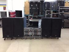 Clair Brothers Turn Key R-4 II PA System