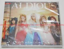 Aldious die for you Dearly Believe Myself Limited Edition C CD Score Booklet New