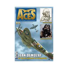 ACES N°9 les As de l'histoire de l'aviation mondiale - Jean Demozay (Dec/fev 19)