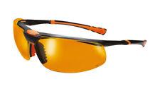 Dental | Lab |Safety Goggles Orange Anti Scratch UV525 Led protection | UNIVET
