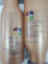 Pureology Super Smooth Smoothing Shampoo & Conditioner 8.5 oz