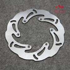 Rear Brake Disc Rotor Fit For KTM 125 150 200 250 300 350 360 380 400 440 450