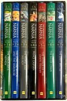 The Chronicles of Narnia [Box-Set] Hardcover Edition - Hard Cover Book CS Lewis