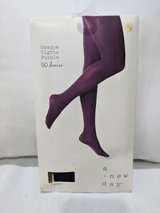 A New Day Fashion Tights Hosiery Thigh Highs You Pick! Different Colors Styles