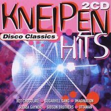 Kneipen Hits-Disco Classics Gibson Brothers, Ottawan, Nick Straker, Ami.. [2 CD]
