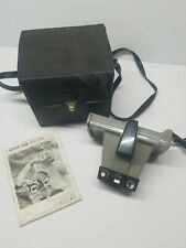 Vintage Polaroid BIG SWINGER 3000 Land Camera W/Strap, Case and Manual